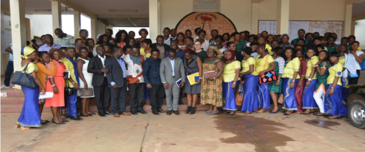 ERC DAY AT ECOLE NORMALE SUPERIEURE, UNIVERSITY OF YAOUNDÉ 1